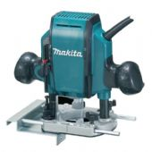 "Makita RP0900X ¼"" Plunge Router with Case (110V & 240V)"